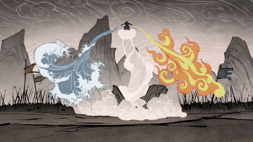 An analysis of the hero's journey:Avatar Wan from legend of Korra (1/6)