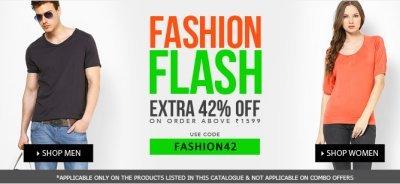Jabong Online Fashion Flash Sale Offer