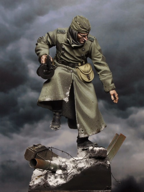 Rattenkrieg!! / Jeff Shiu Miniatures 120mm