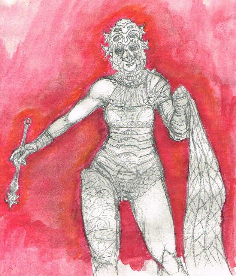 Máscaras de Matar, Mujer Araña, Daniel Puerta