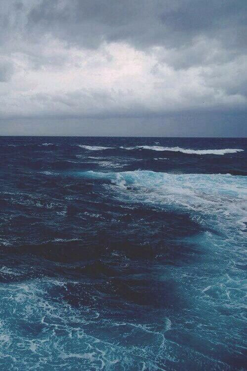 I love watching the waves.<br /> The ocean stretches as far as the eye could see.<br /> It has been here before my existence,<br /> and it will continue after my existence.<br /> It embodies strength and resistance.<br /> It will continue on despite what<br /> humanity does to it.