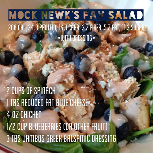 Mock Newk's Fav Salad