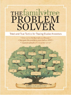 The Family Tree Problem Solver cover