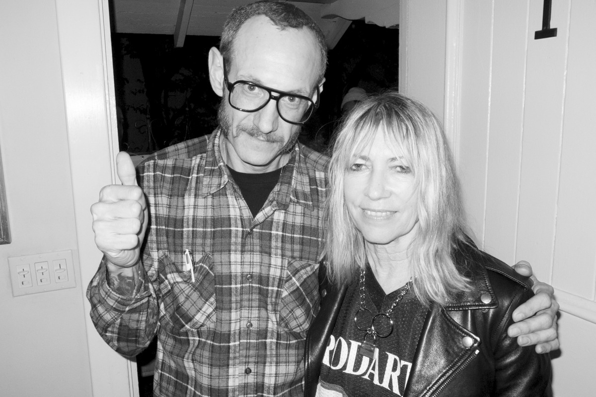 Risultati immagini per terry richardson and kim gordon