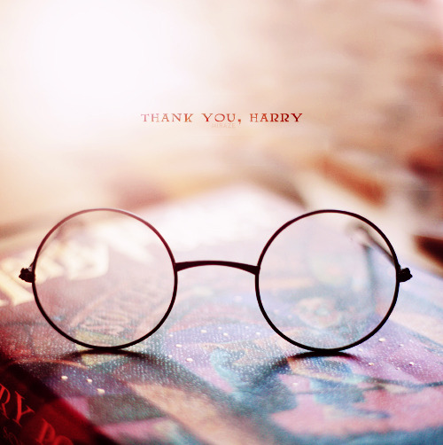 Harry Potter - Thank You Harry by Miraze on tumblr image
