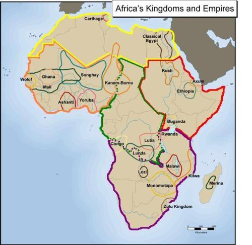 Ancient African Kingdoms