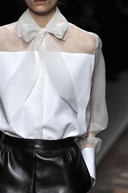 birdcagewalk:</p> <p>avant-gardian:Valentino- fall 2012<br />
