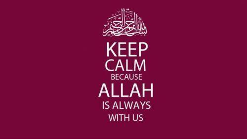 Because Keep Love M I Calm