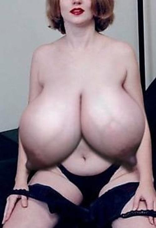Milk tits big Jet Boobs