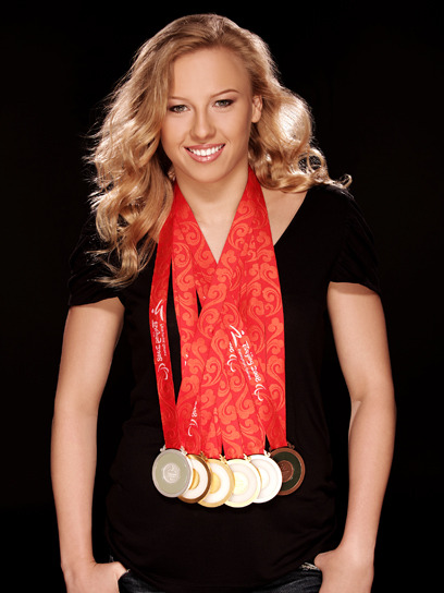 Jessica Long Paralympic Athlete