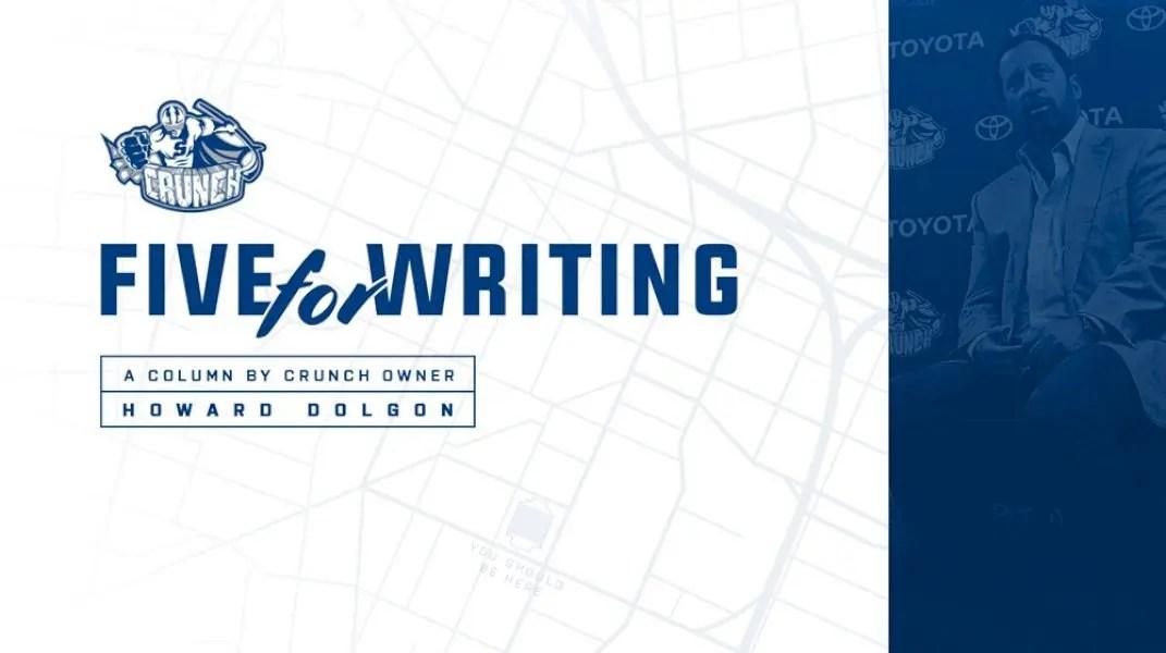 five-for-writing,-volume-i,-issue-v