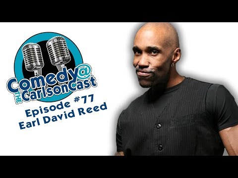 Episode #77 Earl David Reed
