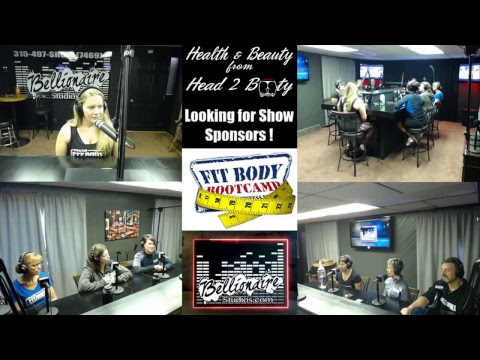 Health and Beauty from Head 2 Booty (Fit Body Boot Camp) Rebroadcast