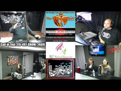The El Bronco Show 10-15-2018  (Some of the Woman in our lives)