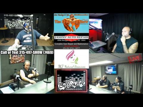 The El Bronco Show 9-17-2018