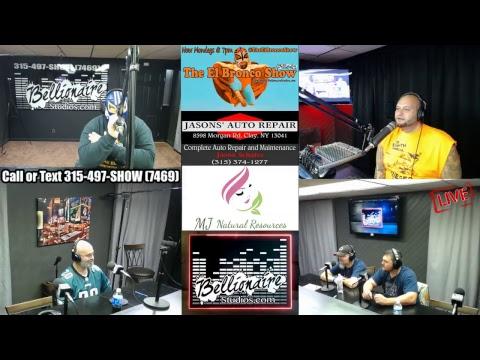 The El Bronco Show 9-24-2018 w/ The 92 Midget Team (Shane Francisco, Steve Makepeace Jr)