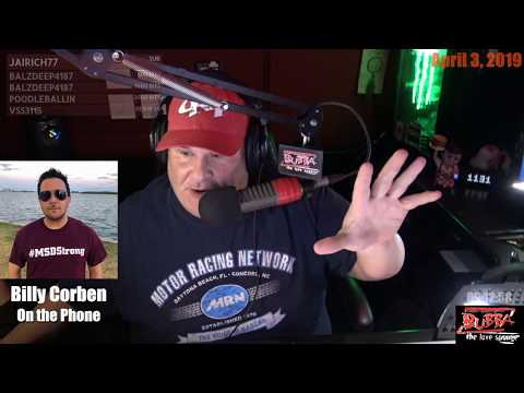 Billy Corben on the Bubba The Love Sponge® Show (04-03-2019)