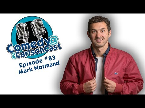 Episode #83 Mark Normand