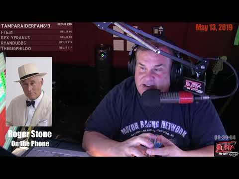 Roger Stone calls the Bubba the Love Sponge show