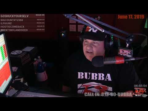 Bubba talks about his move