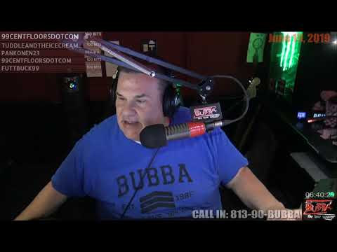 Bubba talks about playing the social media game