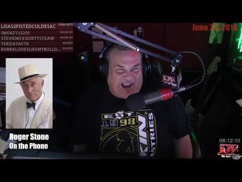 Bubba talks to Roger Stone