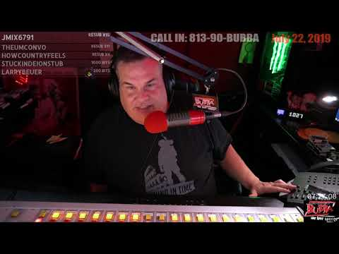Bubba talks about Joe Rogan