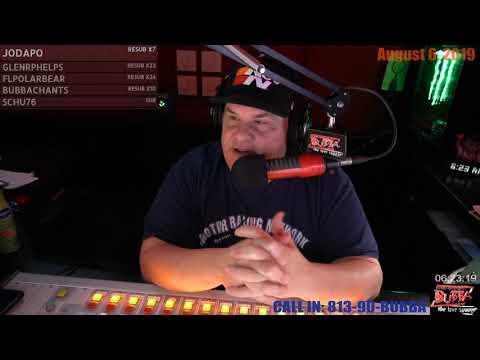 Bubba talks about Tuddles behavior