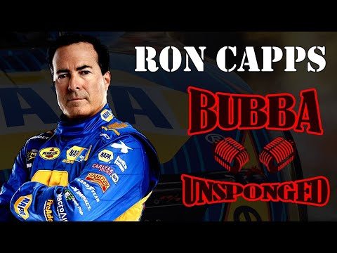 Bubba UNsponged   NHRA Funny Car Racer Ron Capps Talks Racing, Family, &  More!