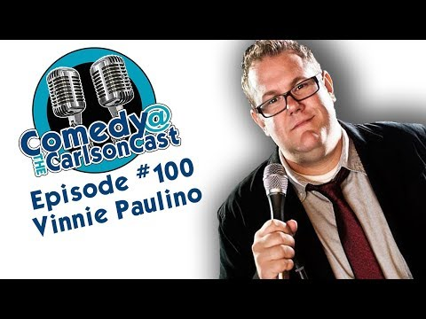 Episode #100 Vinnie Paulino