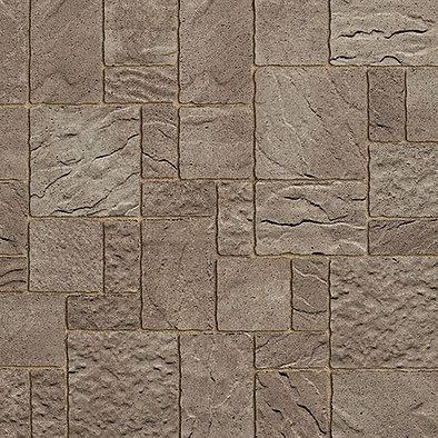 Mista Random Landscaping Products Supplier Techo Bloc