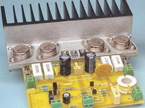RMS 50W HiFi Amplifier Circuit  Electronics Projects Circuits