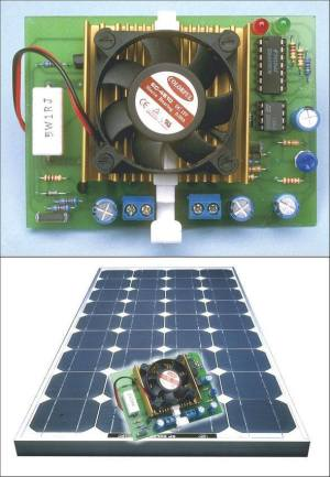 Automatic 12V 24V Solar Panel Charger Circuit  Electronics Projects Circuits