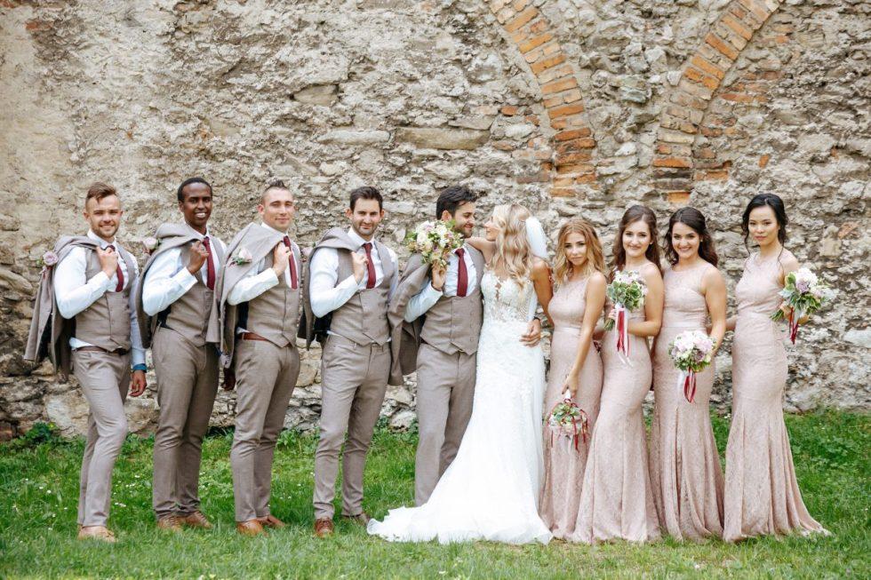 Dress code, como vestir para una boda