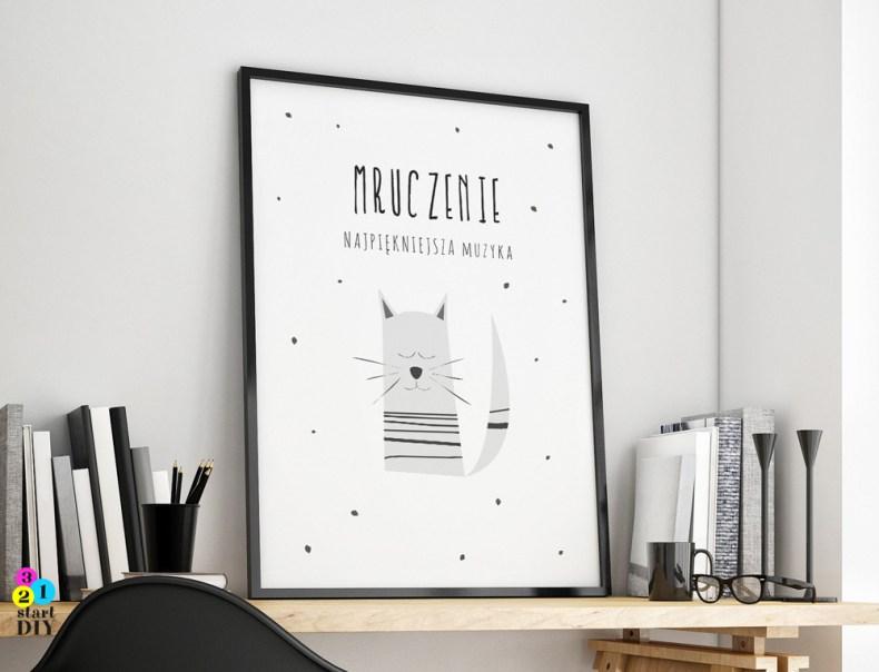 plakaty dla kociarzy