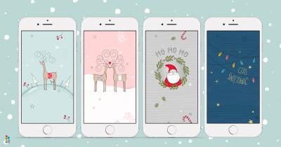 darmowe świąteczne tapety na telefon do pobrania