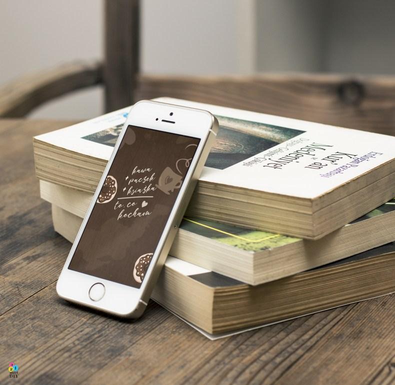 Darmowe tapety na smartfony, donaty