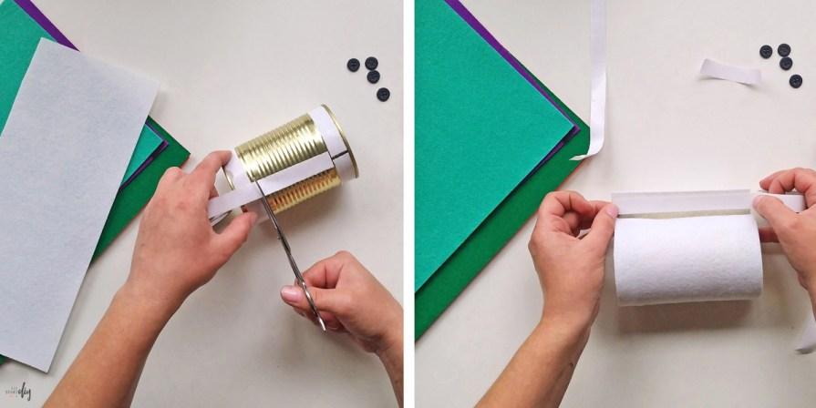 Pojemnik na długopisy - prezent dla dziadka lub taty