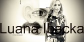 Title : Luana Ibacka -collage Photo by: unknown , private archive  Photoshop post prod.CS 6 by : danIzvernariu ©2013 ʘ 6014