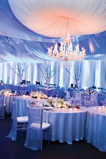 Frozen Themed Quinceanera Quinceanera