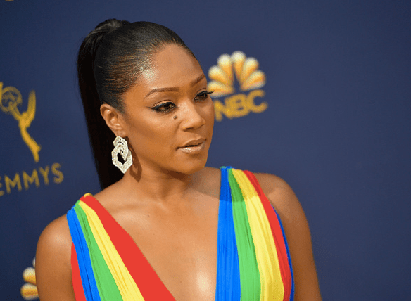 Tiffany Haddish And How To Bounce Back When You're Off Your Game