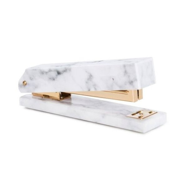 Etsy Marble and Gold Stapler