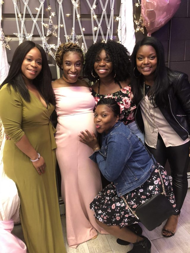 Maternity Diaries: Baby Shower Bliss