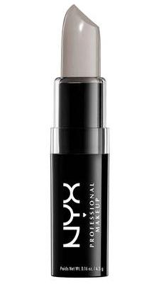 NYX Macaron Lipstick in Black Sesame