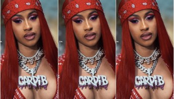 Cardi B Weighs In On Trump, Government Shutdown