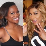 Kandi Burrus, Tamar Braxton Celebrity Big Brother