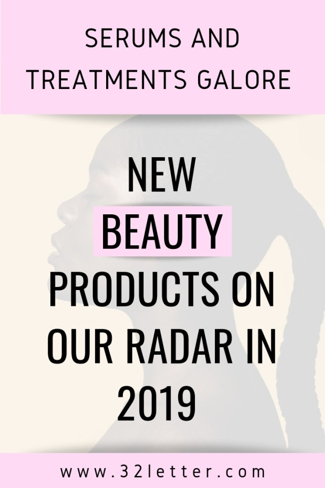 The following list is a combo of some new skin care launches that are rumored to be amazing mixed with products that are creating a buzz. Do yourself a favor and try a few for a week or two and you'll be able to post a #freshface selfie with confidence.