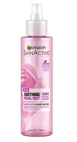 Best Facial Spray — Garnier SkinActive Facial Mist Spray with Rose Water