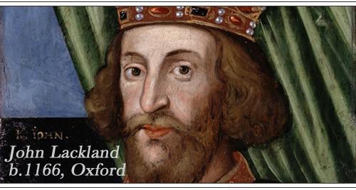 """Afbeeldingsresultaat voor King John Lackland """""""