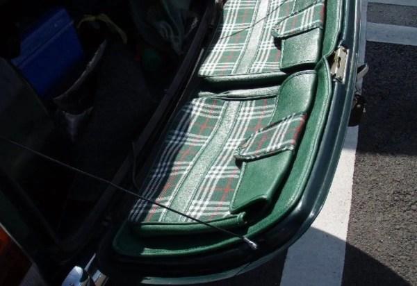リアゲートバッグ